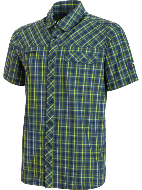 Mammut Asko Shirt Men jay-sprout